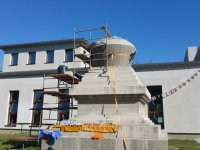 Year 2016 » Filling the stupa - continuation 2016