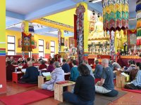 Year 2018 » White Tara Long Puja and teachings by Khenpo Osung 2018